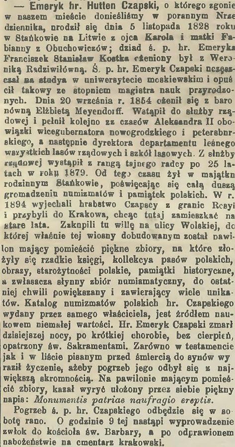 Czas 1896