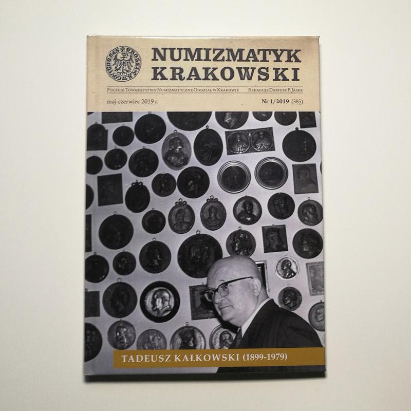 Numizmatyk Krakowski 385
