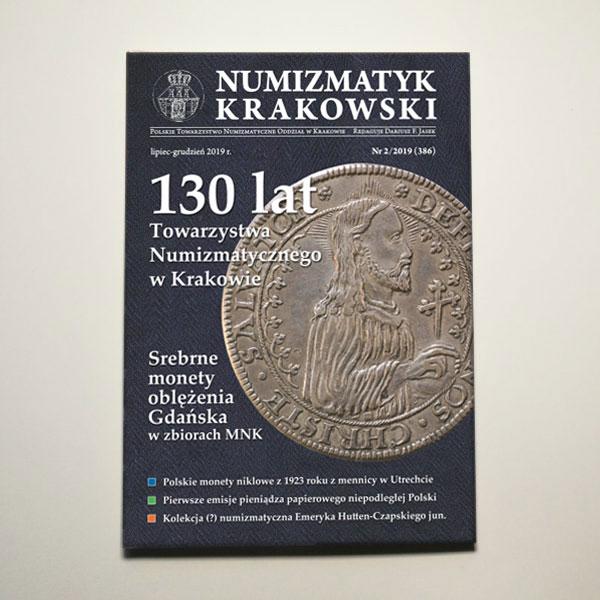Numizmatyk Krakowski nr 386